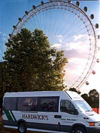 Hardwick's Coach in London